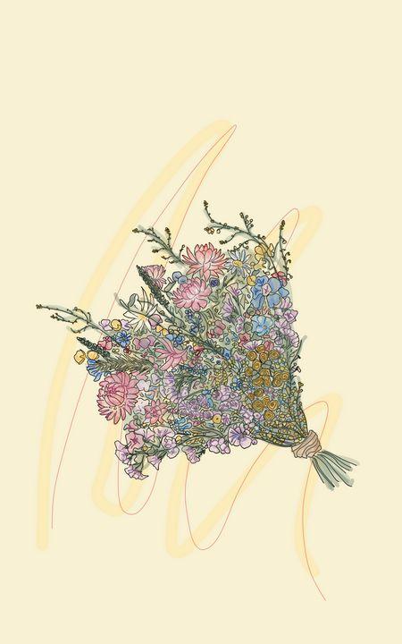 Wildflowers - Sim.