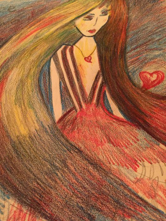 Fashion Girl - some dream in color