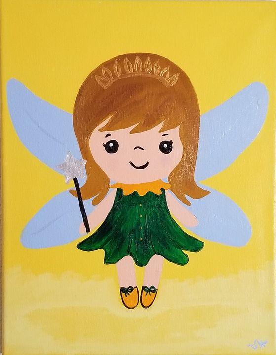 Penelope Princess - P V Hughes Art