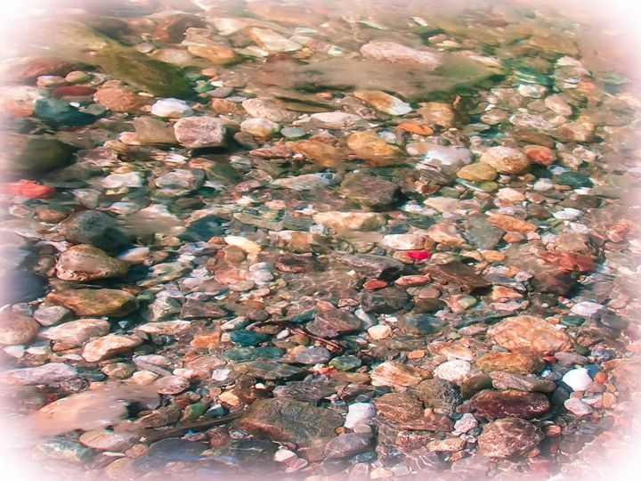 River of Stones - Sherm's Photo Service