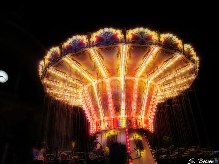 Carousel of Beauty - S. Brown Photography