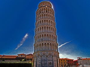 Tones of the Leaning Tower