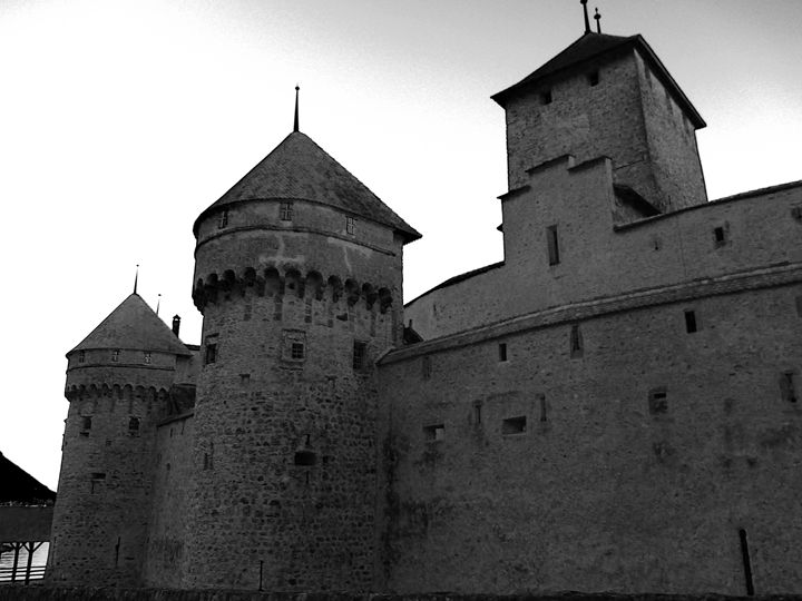 Old Castle - S. Brown Photography