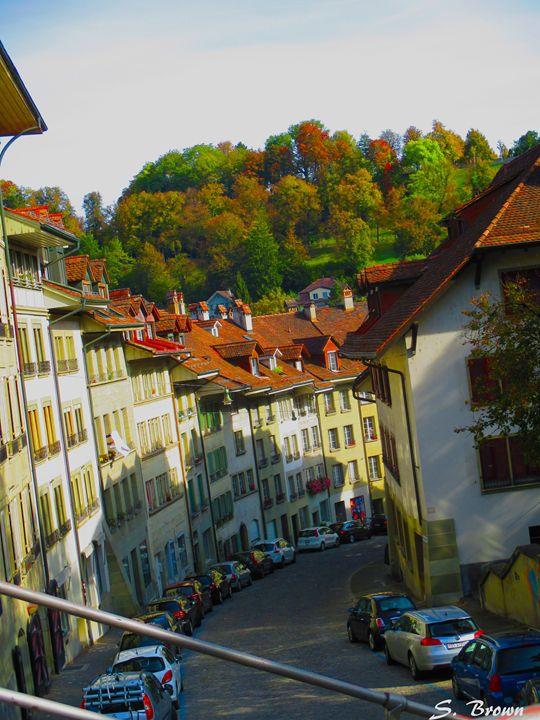 Bern, Switzerland - S. Brown Photography