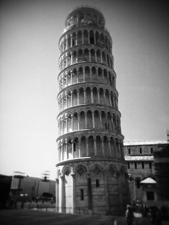 Leaning Tower - S. Brown Photography