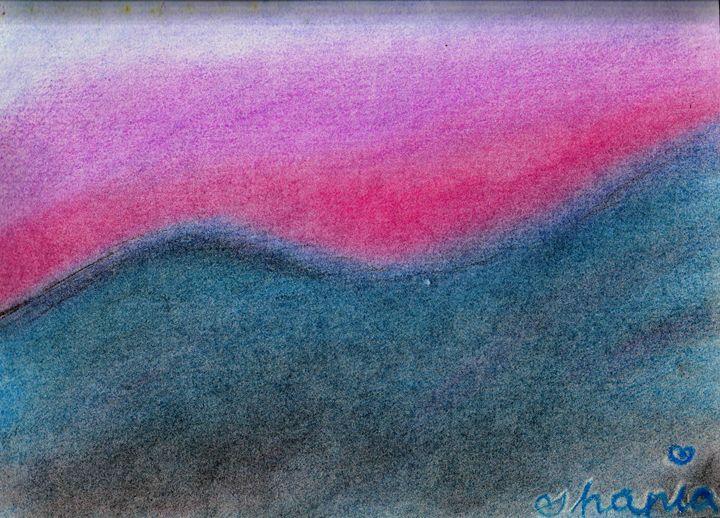 Purple Sky - S. Brown Photography