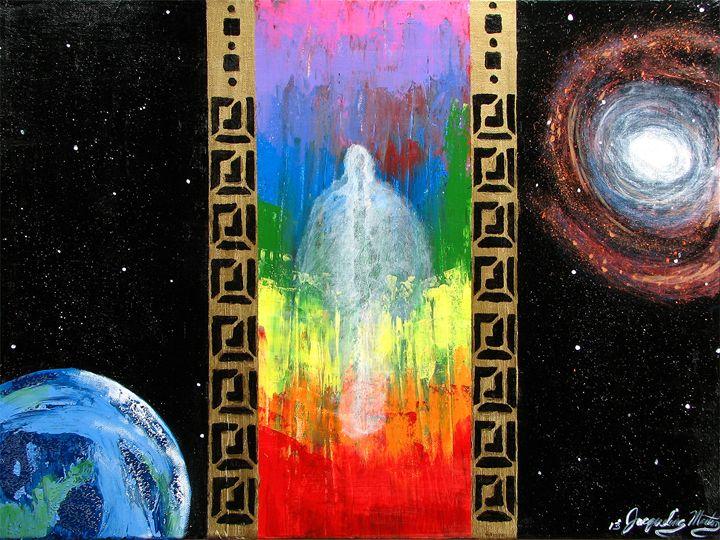 Dream Ascension - Jacqueline Martin Art