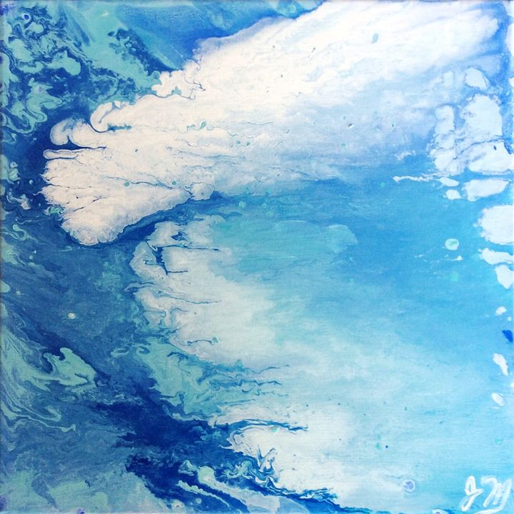 Water Miracles #3 - Jacqueline Martin Art