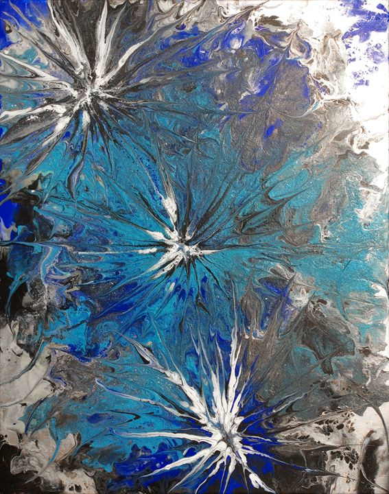 Energy - Jacqueline Martin Art