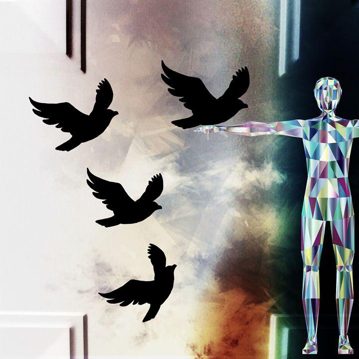 The Birds - Oscar's Art
