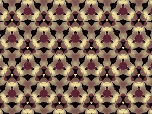 Lighted pattern