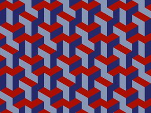 Building blocks - Fractal art