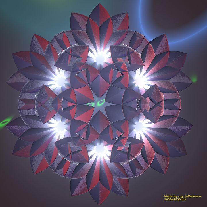 Fr 2007 Light At The Wall Fractal Art Digital Art Abstract Geometric Artpal