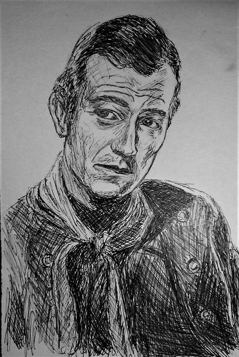 the Duke - Sketch
