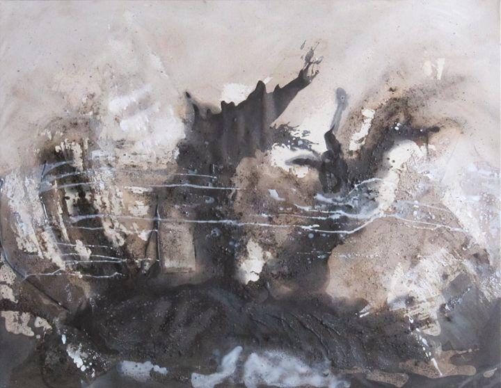 dust trees - Nebelbäume - Kuliwe - Volkmar Köhler