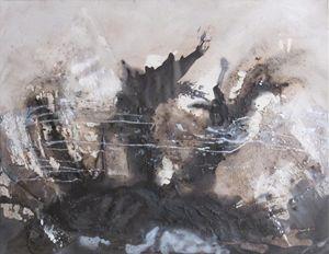 dust trees - Nebelbäume