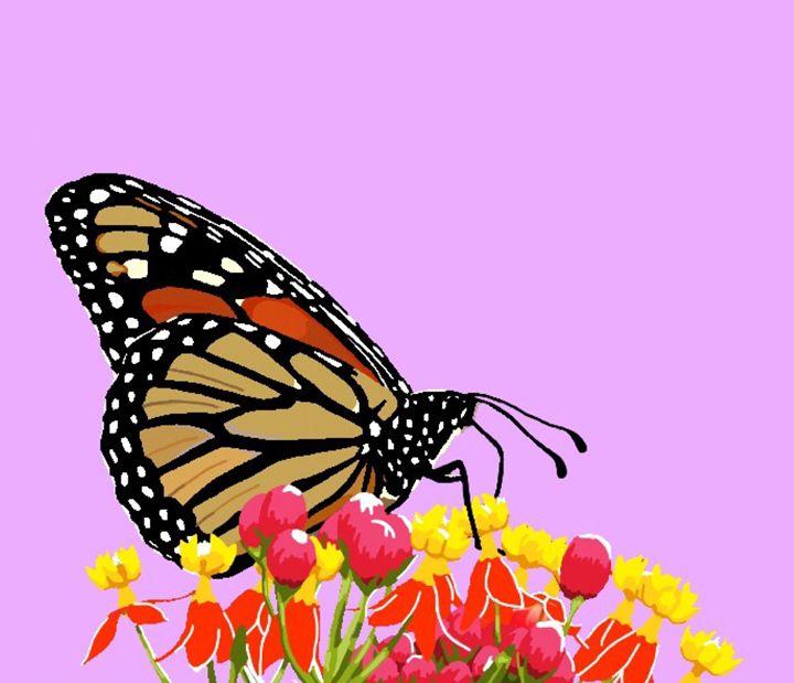 Monarch Butterfly - Kaylee King