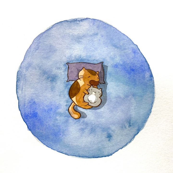 Good Dream - Drawbyluck