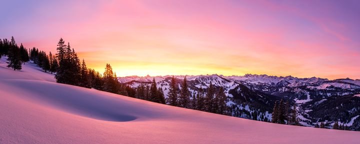 A Winter Morning - Andreas Hagspiel Photography