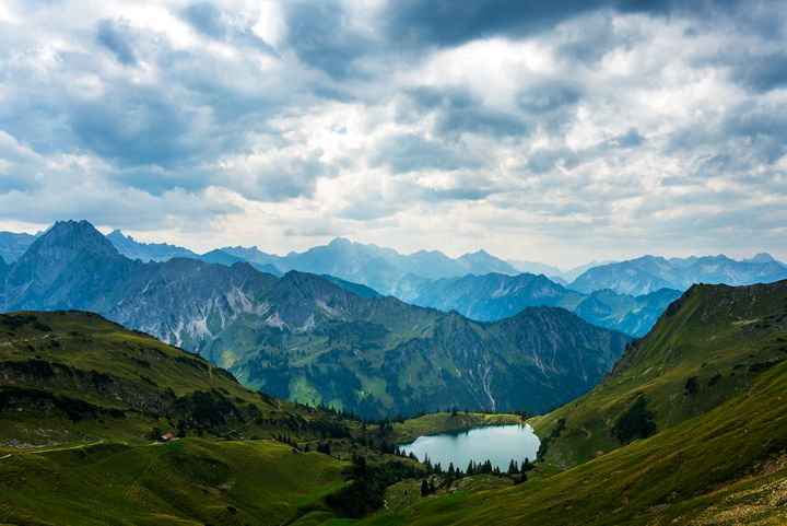 Seealpsee - Andreas Hagspiel Photography