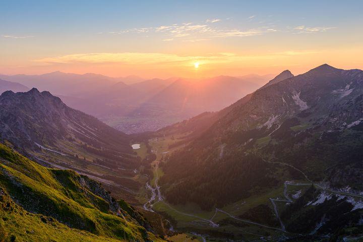 Oberstdorf Valley - Andreas Hagspiel Photography