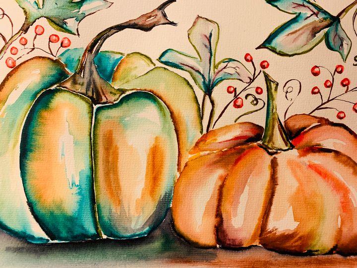 Pumpkin Patch - The Charmed Azalea