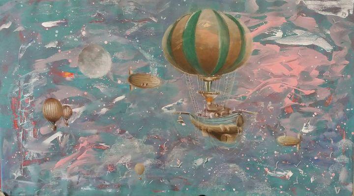 Flying ships#3 - Vira
