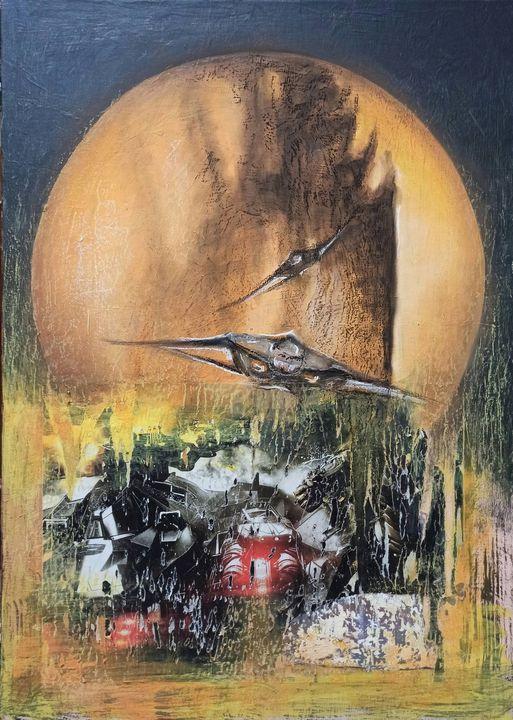 Flying mashine - Vira