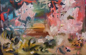Beyond the horizon Painting