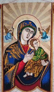 The banner of the Mother of God 124