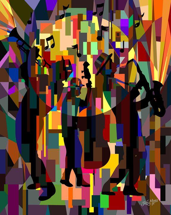JazzTrio - ArtbyMingo