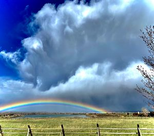 Low Rainbow in Colorado - Elle Delaney