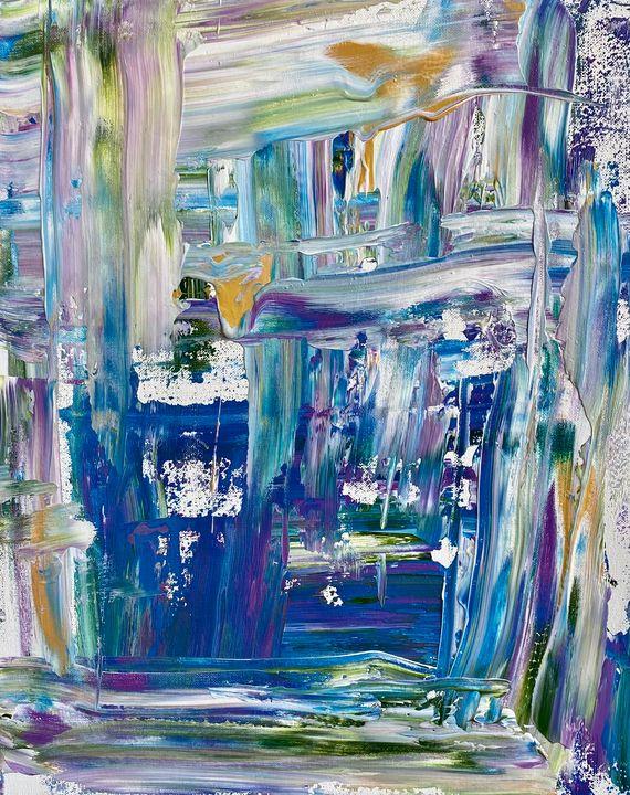 Woven Color - Elle Delaney