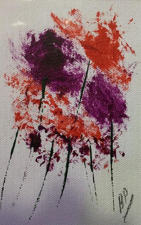 Field Flowers - Barry Pase Art