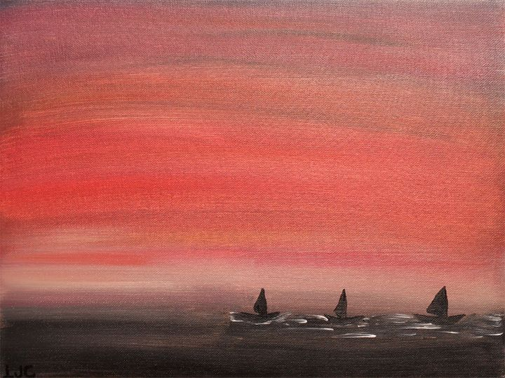 Dark Waters - Lorena Crowhurst