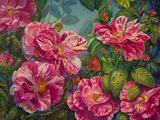 Rosa Mundi Rose