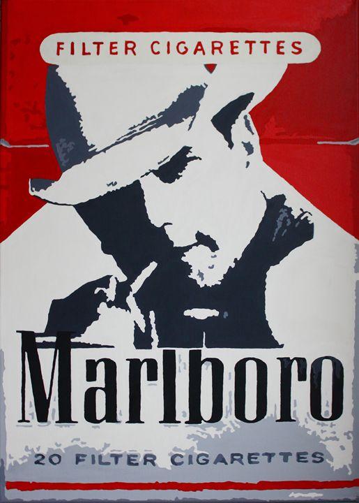 Marlboro & James Dean - Marko Knezevic Arger