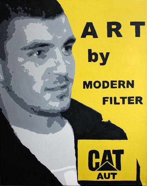 Art By Modern Filter - Marko Knezevic Arger