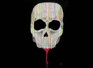 Skull - lsd
