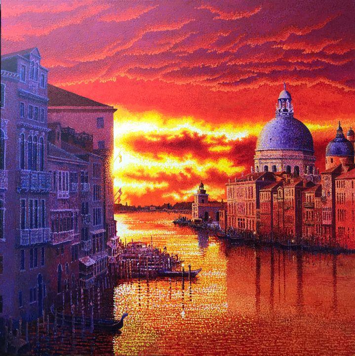 Grand Canal - Michael Kirkbride