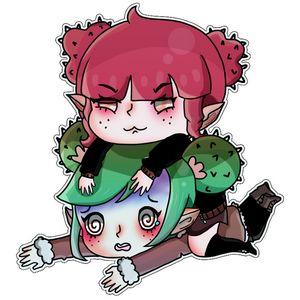 Aria and Moni