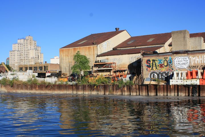 Gowanus Canal - Chloe Seaton