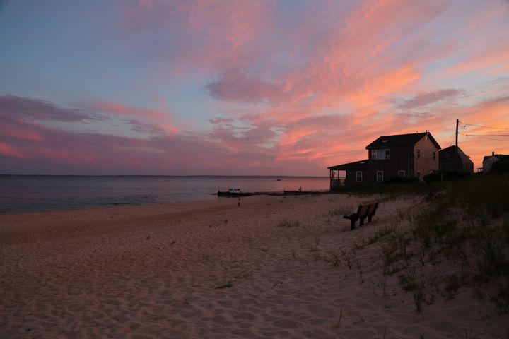 Beach Sunset - Chloe Seaton