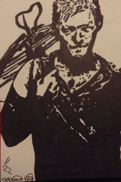 Daryl Dixon - King Kreation