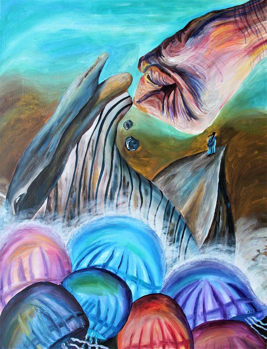 Whale Cliffs - Animac