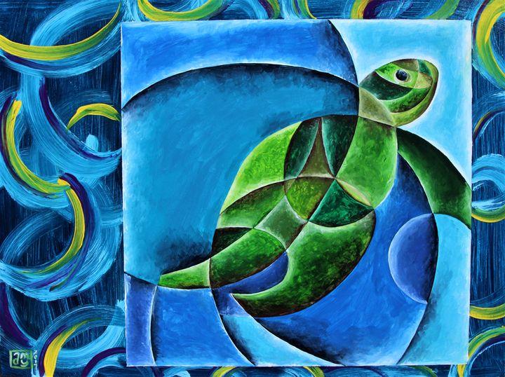 Mr. Turtle - Animac