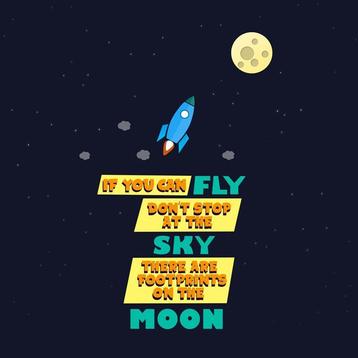 If You Can Fly - Wallart - Anubrata Khan