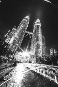 Kuala-Lumpur Petronas Tower