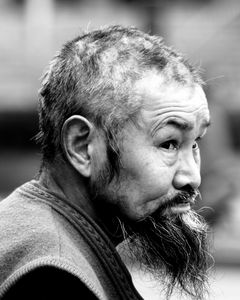 Old man from Beijing