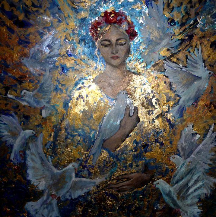 Archangel Mother - Sedille_Art
